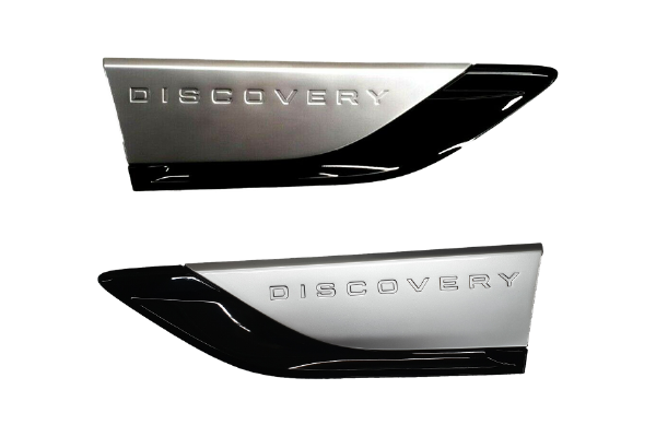 Genuine Land Rover Discovery 5 Pair Of Front Side Grilles